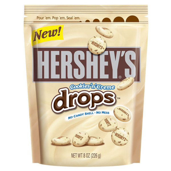 Thirty Days Of Hershey S Drops Giveaway Rockin Mama Liked