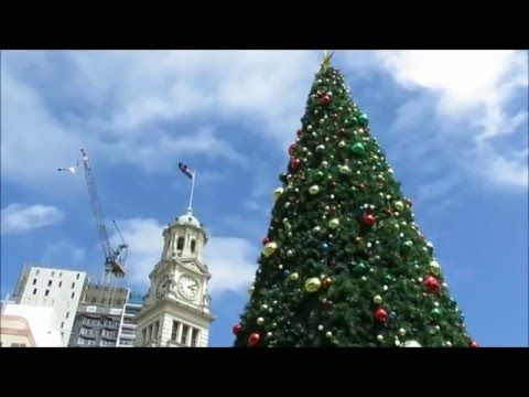 Auckland City Middletown, Aotea Square, Christmas Day   Auckland travel guide, Auckland travel ...