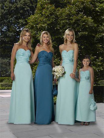 Forever Yours Bridesmaid dress? | Dream Day | Pinterest | Multi ...