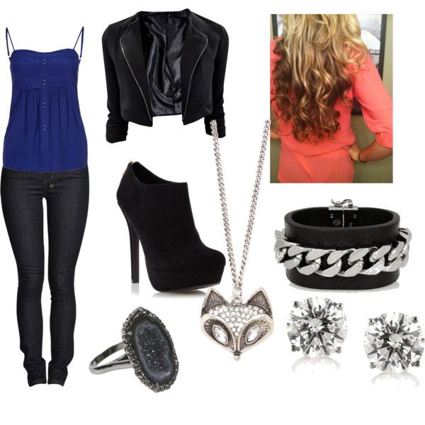 U0026quot;Simple Clubbing Outfitu0026quot; by jordan-fox on Polyvore | Style | Pinterest | Clubbing outfits Foxes ...