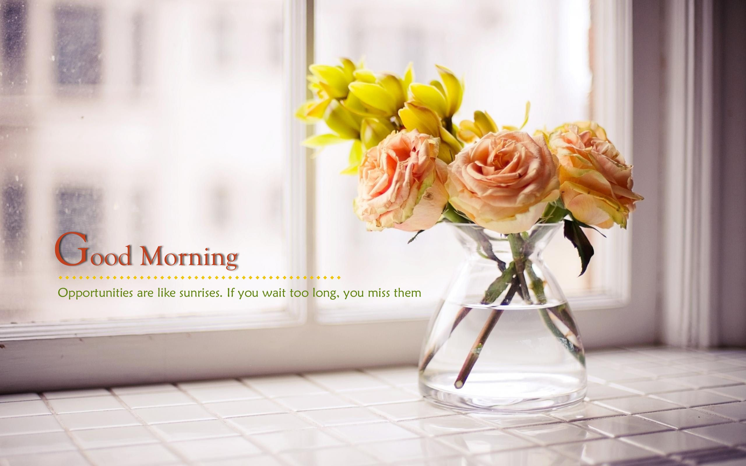 Good Morning Sunday Wallpaper Download : Good morning images with quotes have a nice