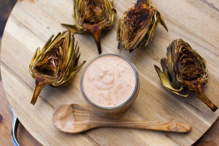 how to make chipotle mayo vegan