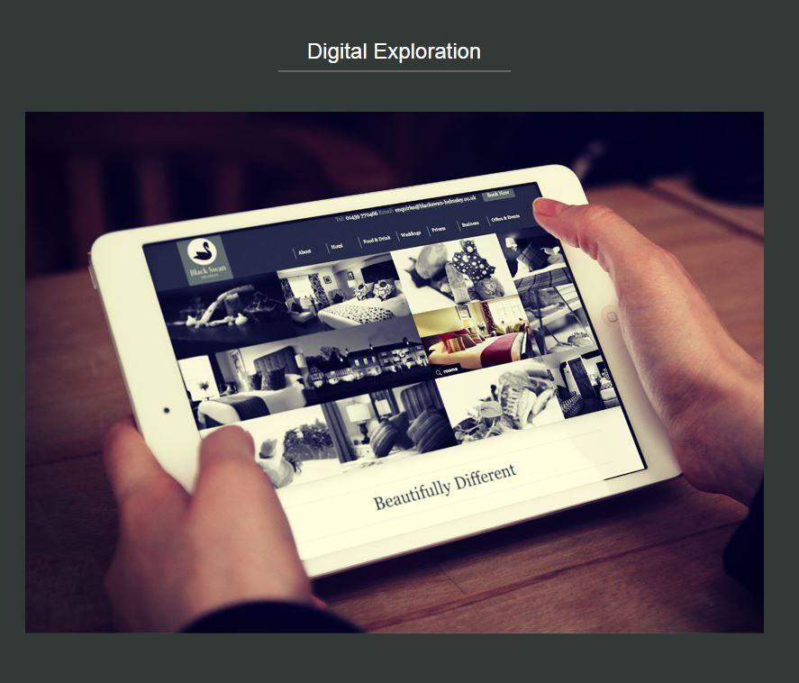 #DigitalBranding