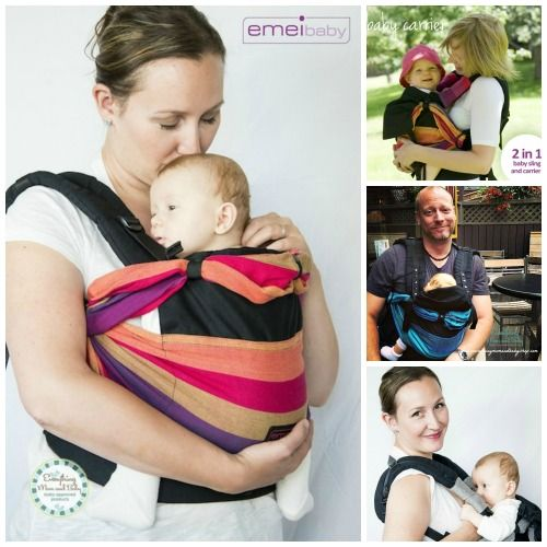 Emeibaby - wrap and SSC hybrid.   Emeibaby Carrier   Pinterest   Mom ... 83a4e8caf89