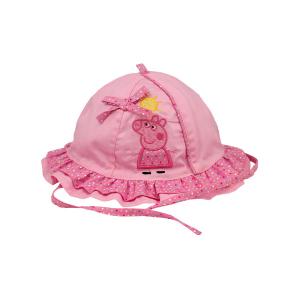 Sombrero niña baby Peppa Pig (T.42-44-46) rosa  2432deec028