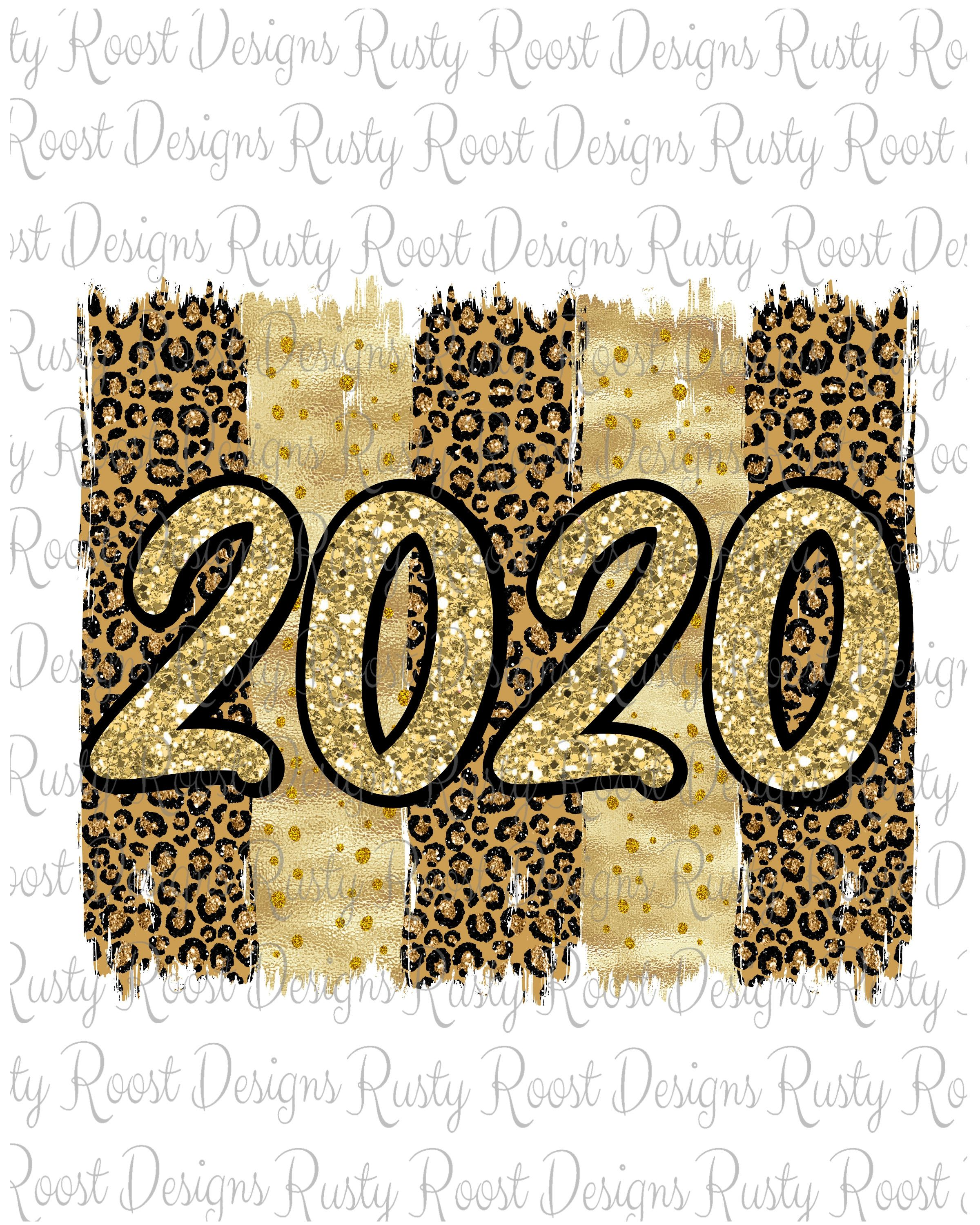 Happy New Year Png New Year Sublimation Designs Downloads Etsy Happy New Year Png Happy New Year 2020 Png Christmas Sublimation
