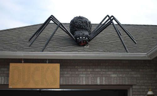 Halloween Decoration Giant Spider Web Party Props Decor Outdoor Fancy Dress