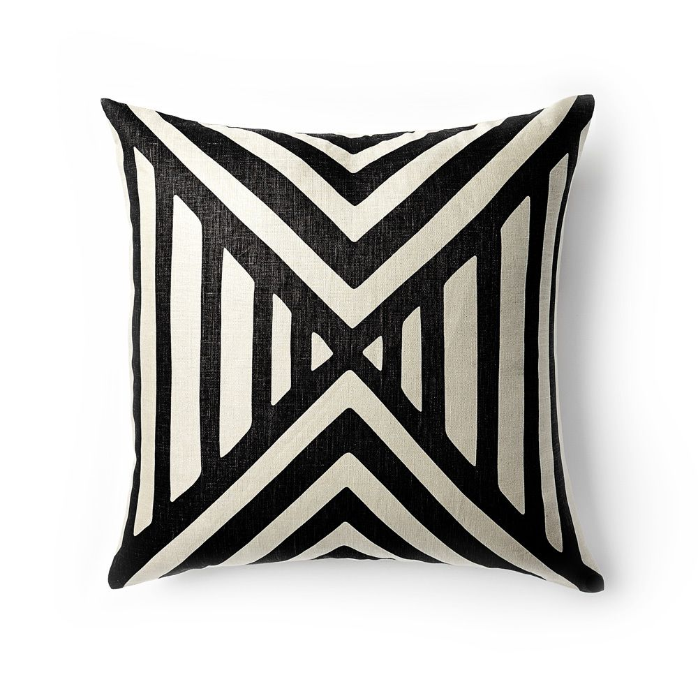Haze pillow black decorative pinterest