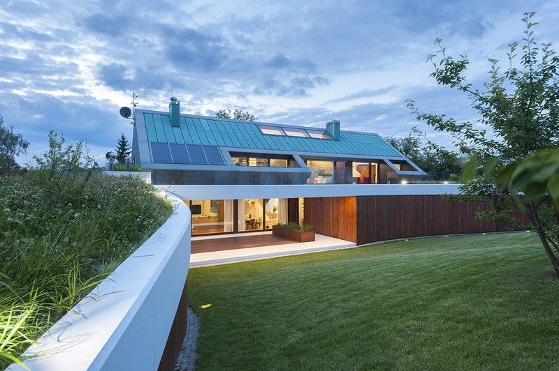 The Edge House by Mobius Architecture Architecture Interior