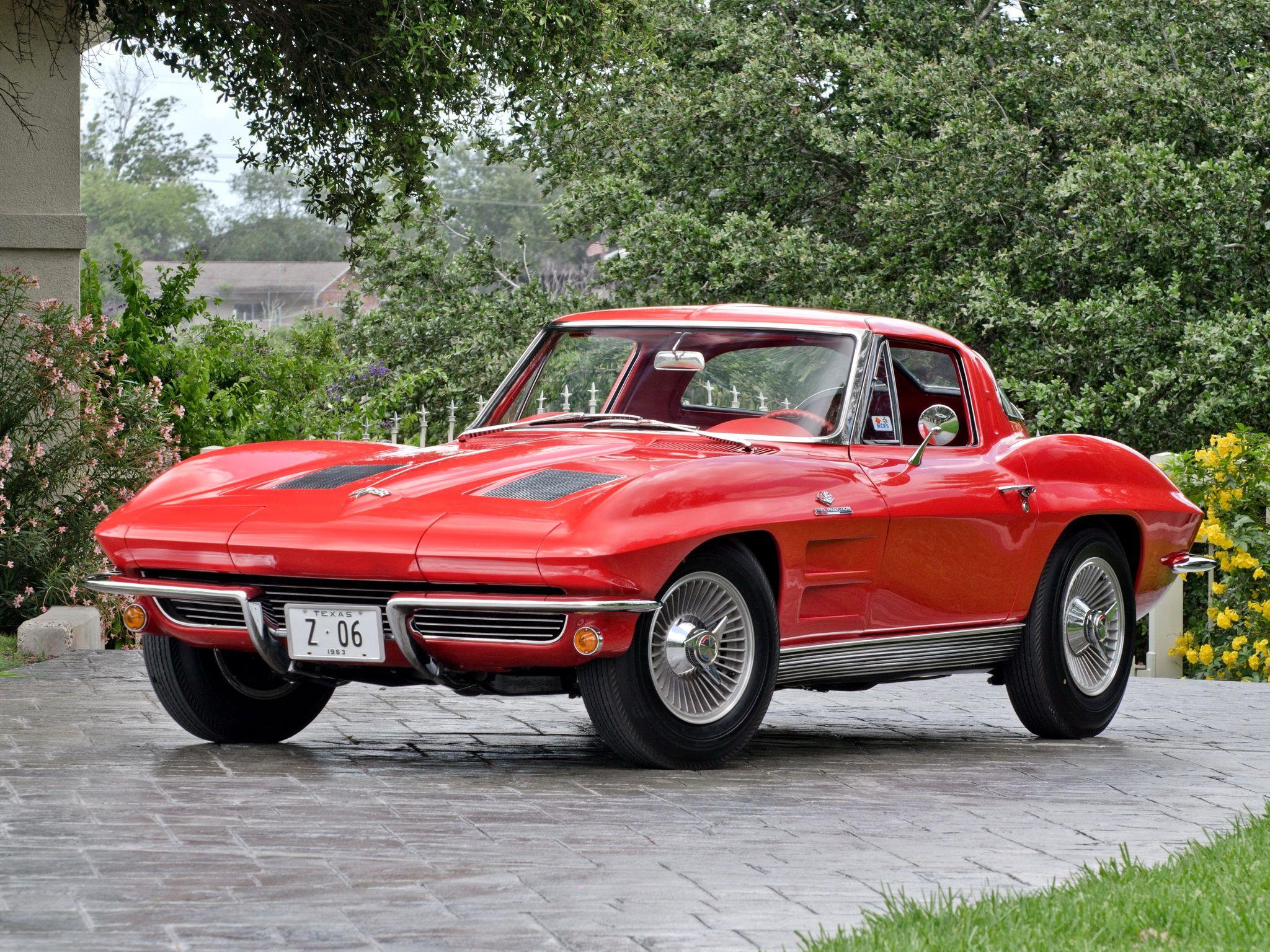 1963 C2 Sting Ray Z06