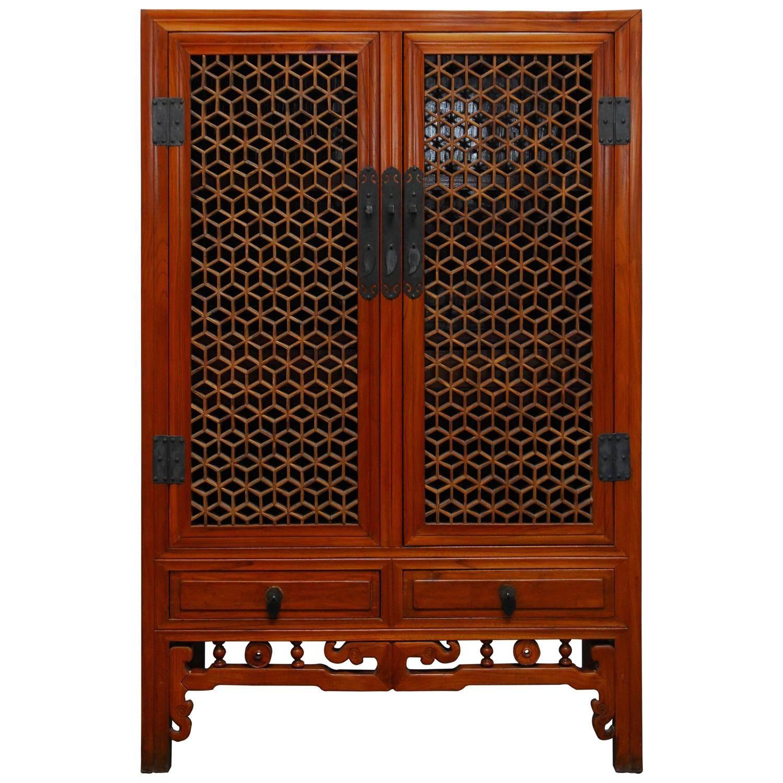 19th Century Chinese Cupboard Kitchen Cabinet 1stdibs Com Kitchen Cupboards Kitchen Cabinets Chinese Interior