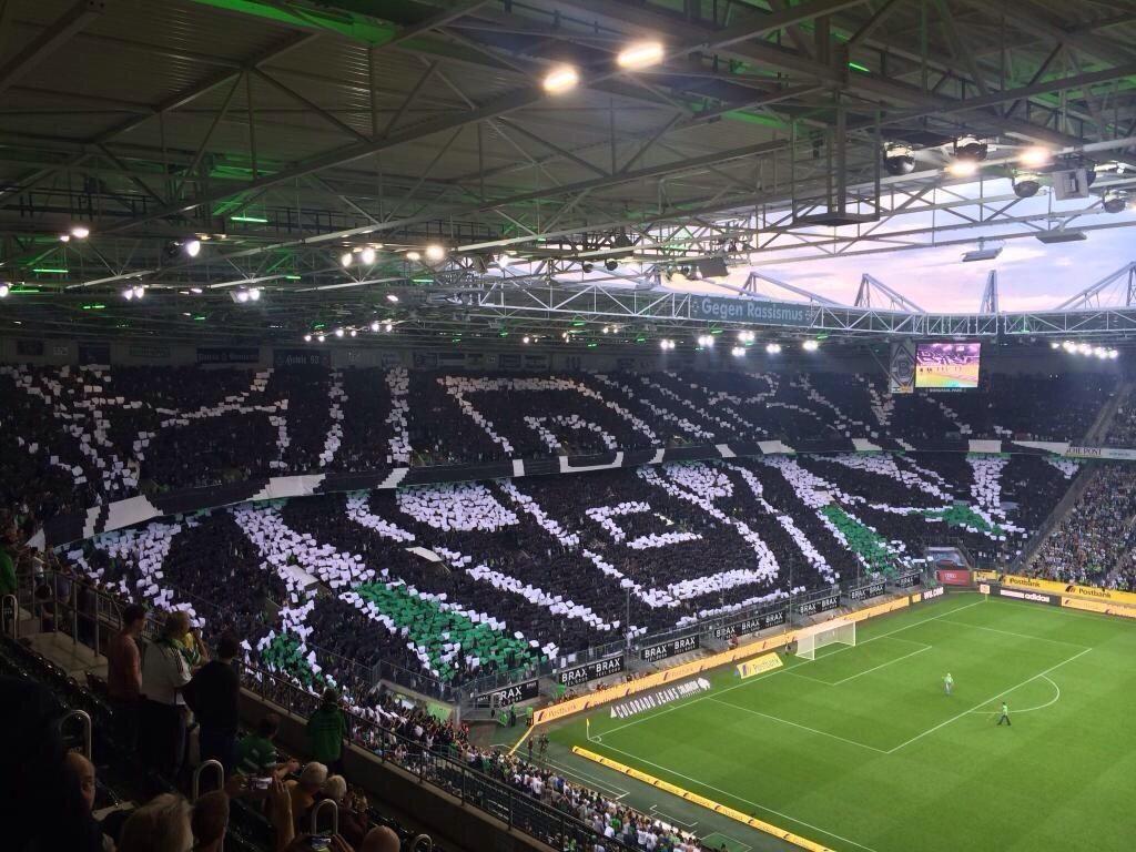 Pin Auf Borussia Monchengladbach
