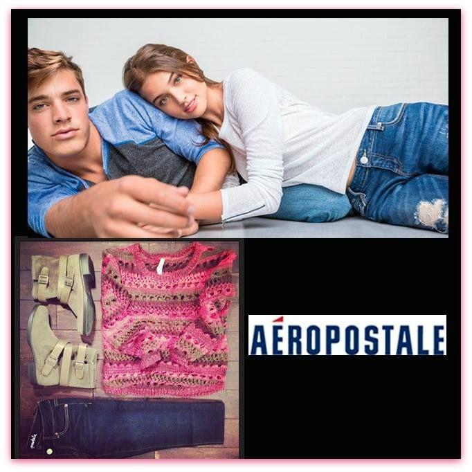 Aéropostale llega a Antea Lifestyle Center con ropa casual y accesorios para hombres y mujeres jóvenes.