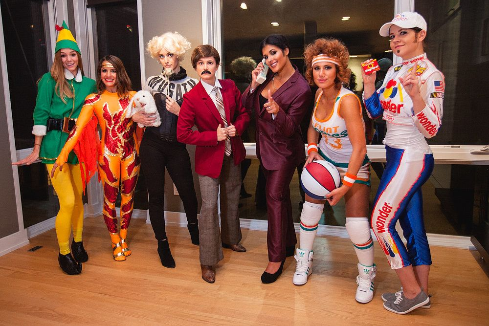 Lovely Will Ferrell Group Halloween Costume | Photo | POPSUGAR Entertainment