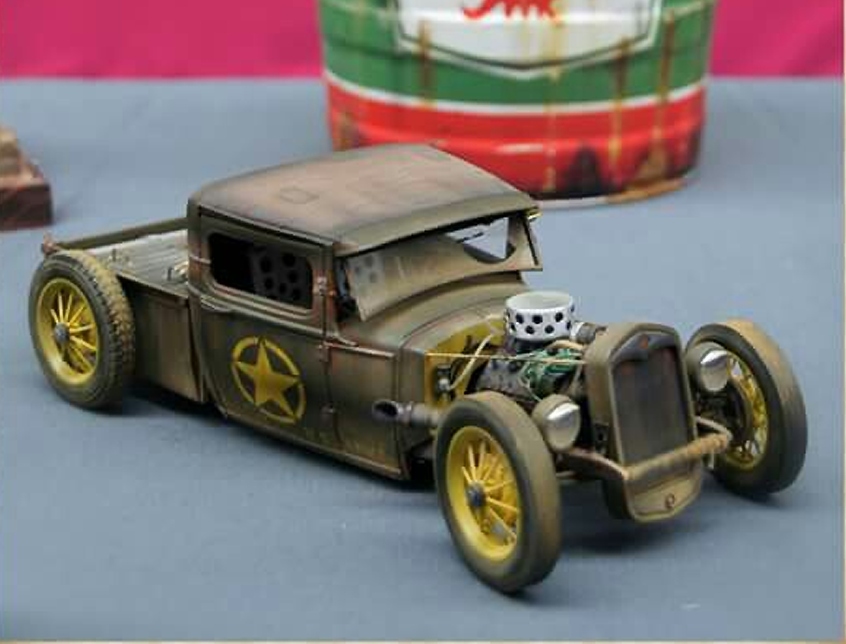 Pin by W- NAKATA on RAT ROD SCALE MODELS_2 | Pinterest | Scale ...