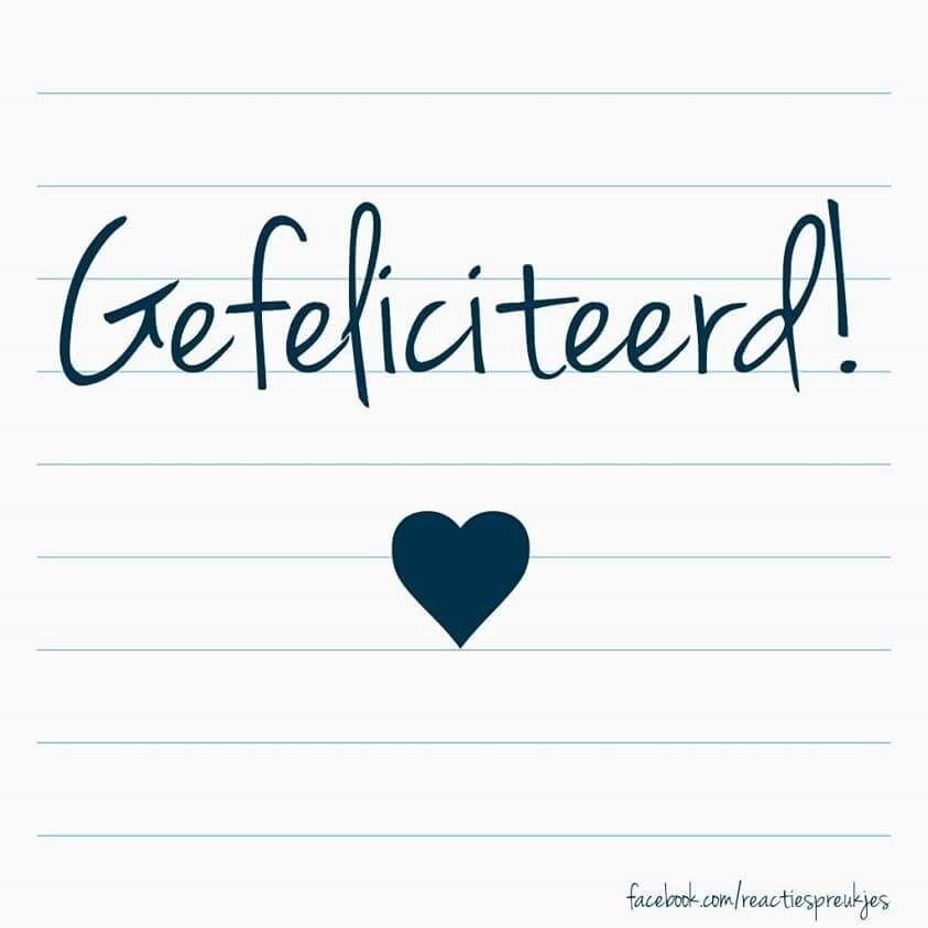 letters gefeliciteerd Gefeliciteerd! ♥ #verjaardag #wens   ♥ Alle 'Reactie Spreukjes  letters gefeliciteerd