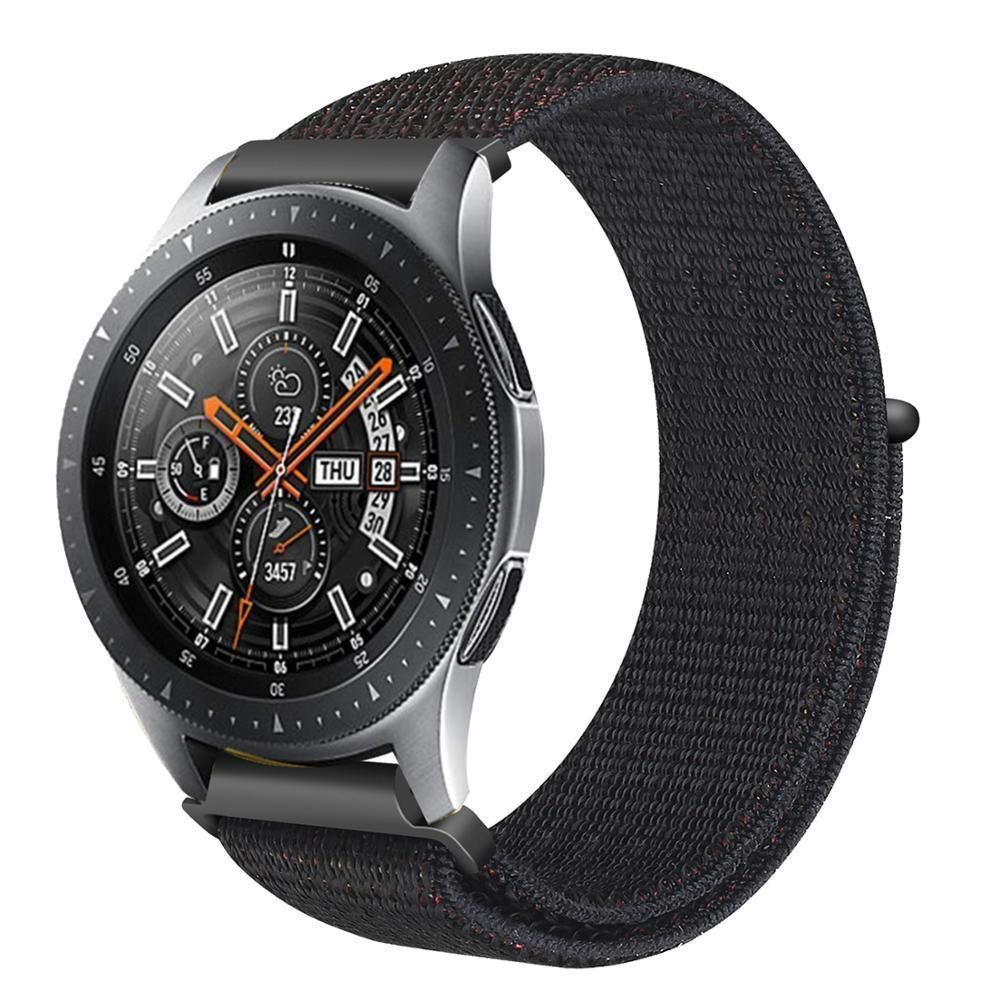 92f9f0233a99 Anhem Samsung Galaxy Watch Nylon Velcro Band - 5 colors available