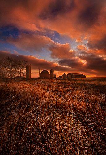 A Stones Throw   Wisconsin Horizons By Phil Koch. phil-koch.…   Flickr
