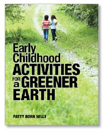 a wonderful book for teachers, homeschoolers, or parents who want fun, simple, afforable (most are free or cost very little) educational activities about Greening your world. We love Redleaf Press! They publish amazing teaching books!