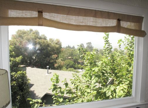 burlap window shades diy burlap window coverings window coverings burlap and window
