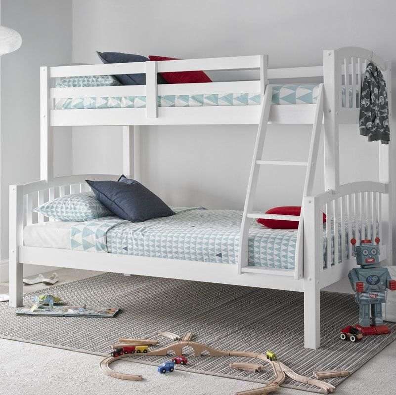 Godstowe Cabin Bed With Drawers Single Bunk Bed Bunk Beds Triple Sleeper Bunk Bed