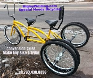 Pin by Jim Coover on 3 wheel conversion kits | Adult