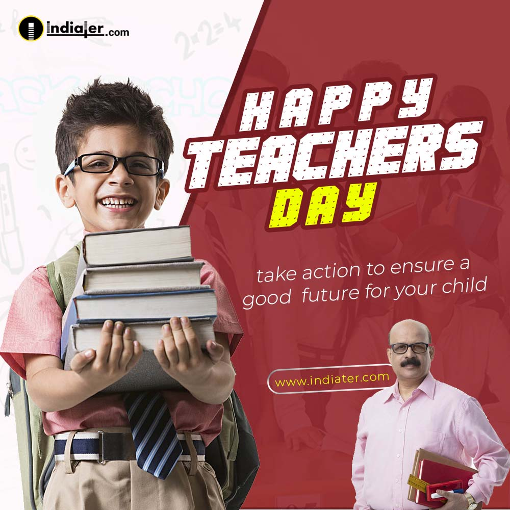 Happy Teachers Day Wishes Greeting Cards Free Download Indiater Happy Teachers Day Teachers Day Wishes Teachers Day