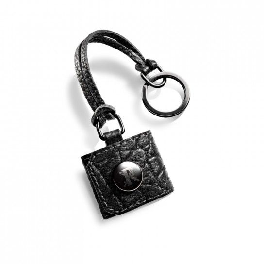 Parabellum Collection - Key Fob Black With TrackR Location