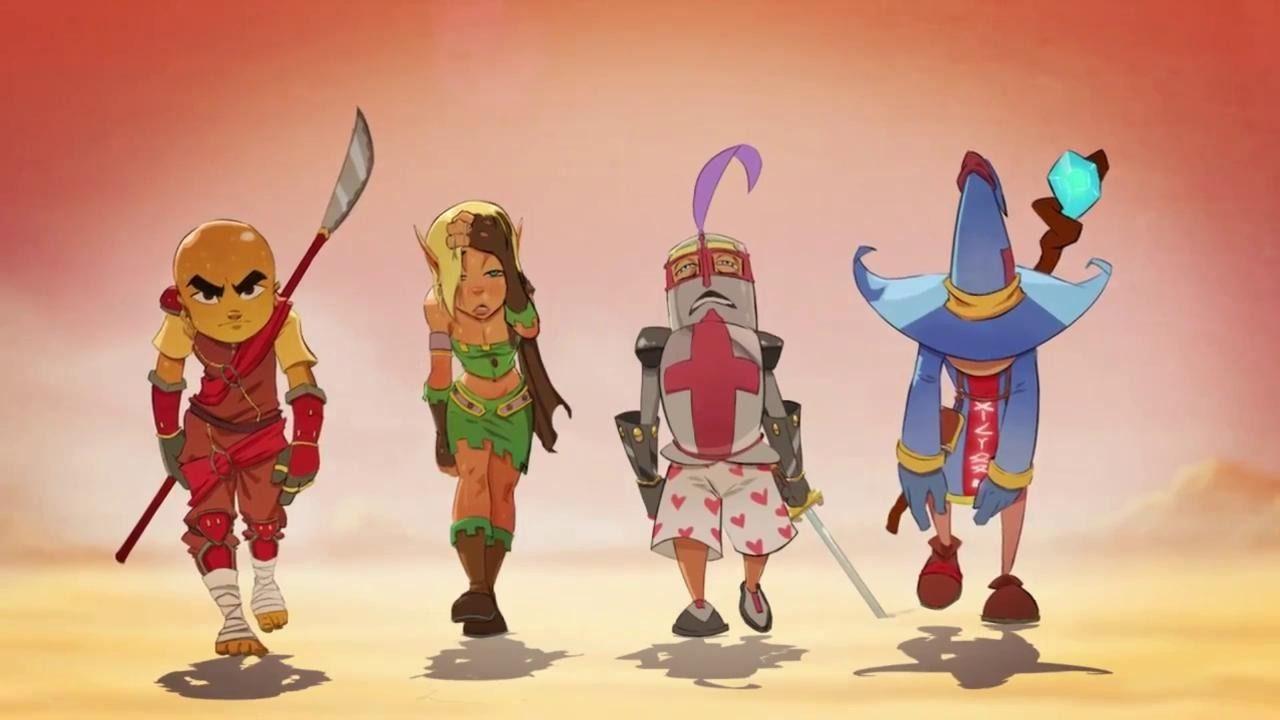 Dungeon Defenders 2 Google Search Defender Dungeon Zelda Characters