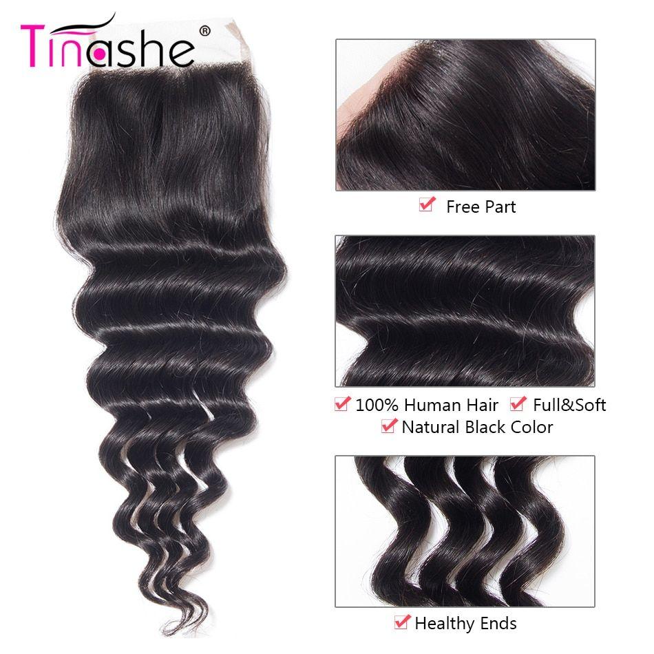 3/4 Bundles With Closure Alipearl Hair Brazilian Body Wave 100% Human Hair 3 Bundles With Closure Brazilian Hair Weave Bundles With Closure Remy Hair Human Hair Weaves