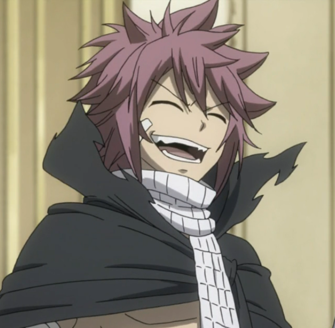 Natsu Looks So Good With Long Hair Yeah You Re Right