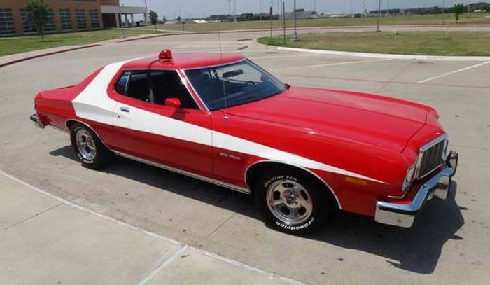Hemmings Find Of The Day 1976 Ford Gran Torino Tv Cars Cars Movie Ford