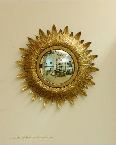Somerby The Chandelier And Mirror Co Moss Yellow Gold