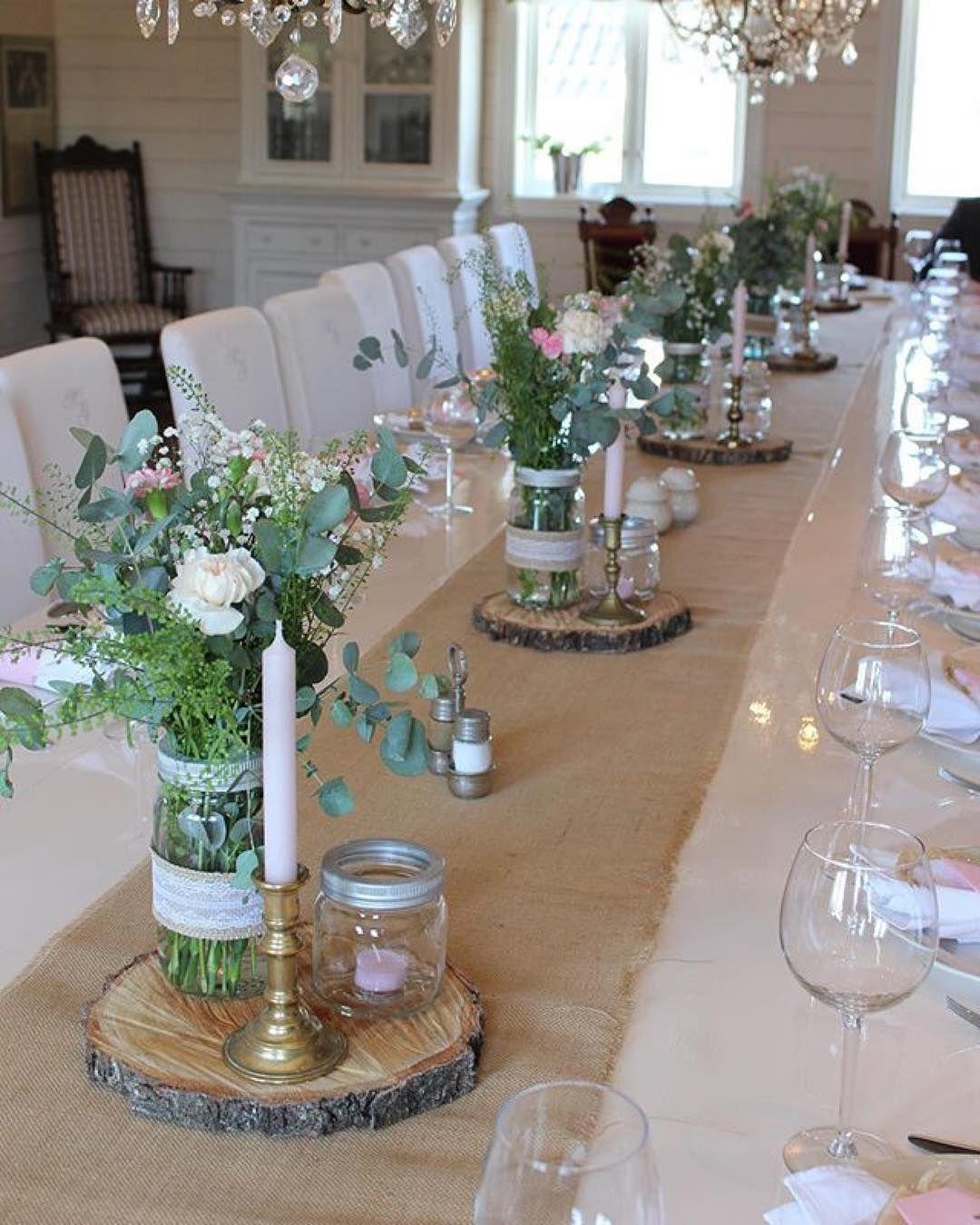 f954dc55 Favorit Tischdeko   Dream Wedding i 2019   Bryllup bordpynt, Bryllup ...