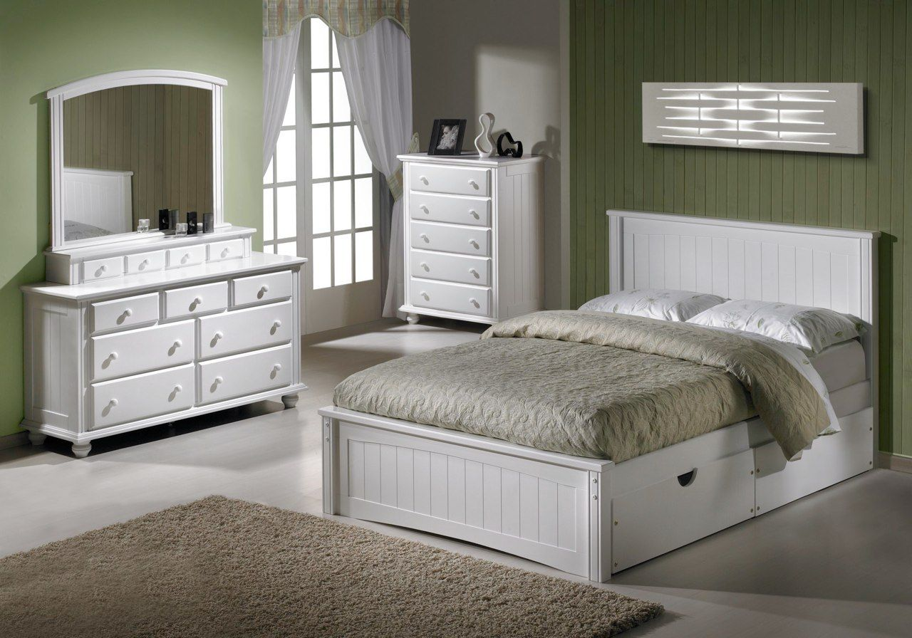 full size bedroom sets white. Badcock Bedroom Sets | » NH Furniture Direct Full Size White Y