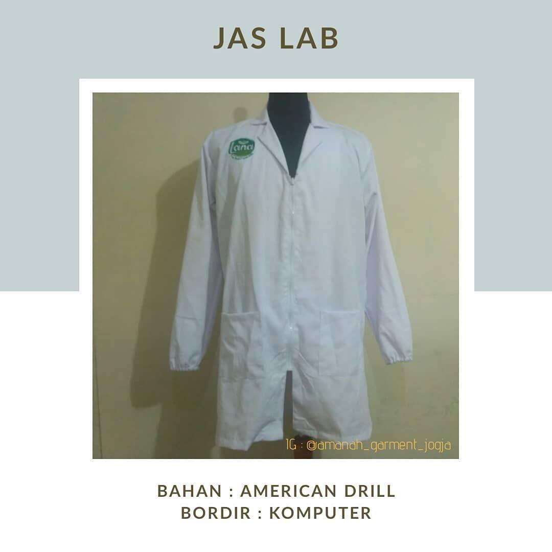 Baju Laboratorium