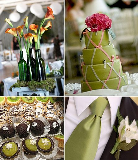 Olive Green Wedding Decor Choice Image - Wedding Decoration Ideas