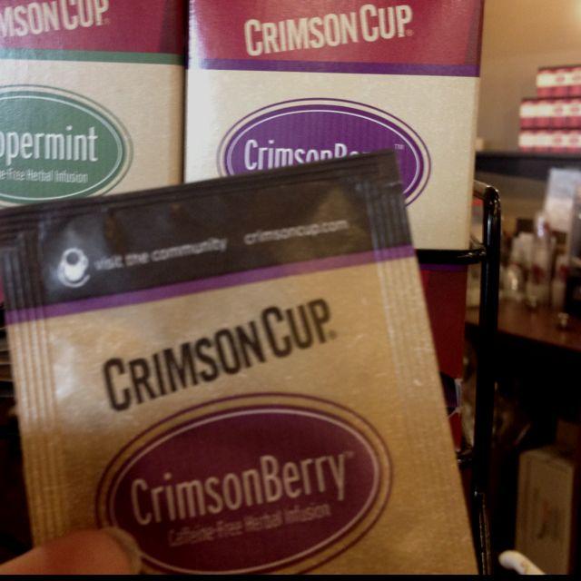 Crimson Cup Crimson Berry