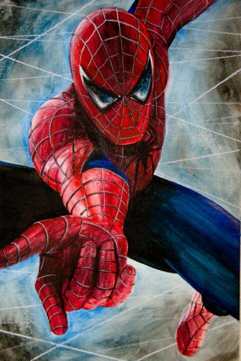 SPIDER-MAN by Allie Raines
