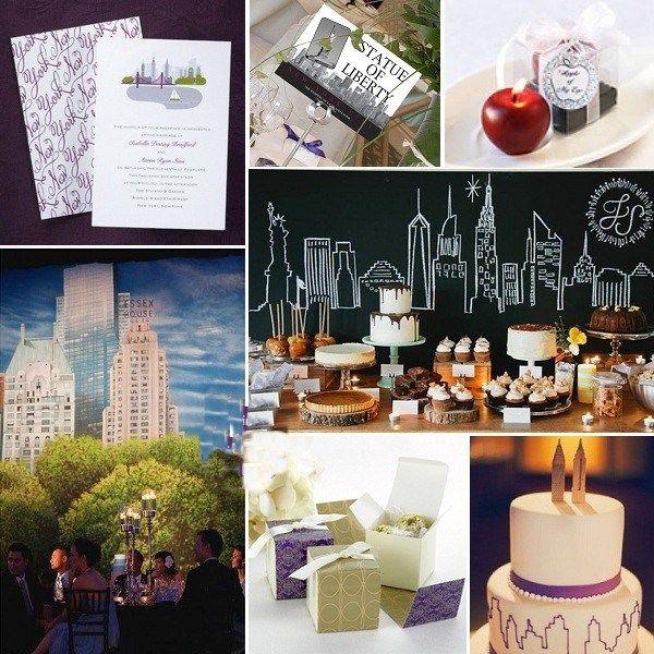Décoration de mariage New York | Décoration de mariage, York et ...