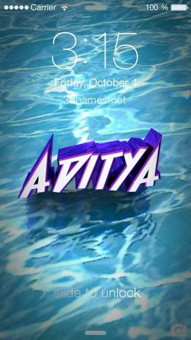 Wallpapers | Aditya Name 3d Wallpaper | Beautiful Wallpapers ...