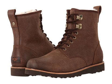 Explore Ugg Shoes, Shoe Boots, and more! UGG Hannen Grizzly Suede ...