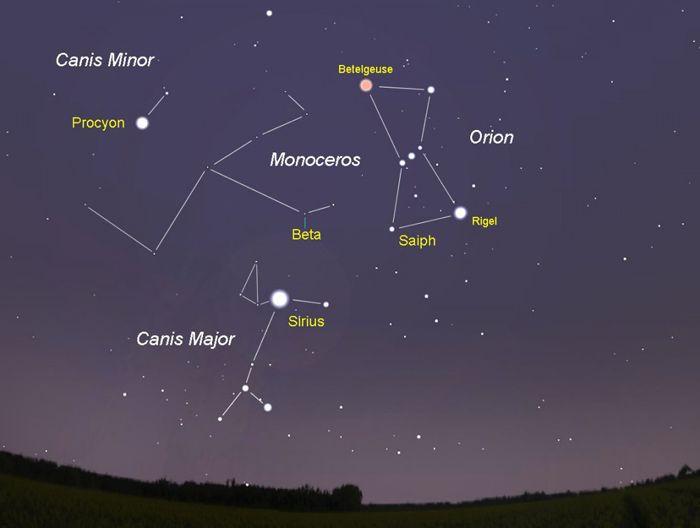 Сириус - звезда Изиды | Созвездия, Яркие звезды, Звезда