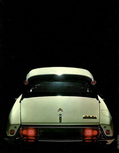 1971 Citroen DS