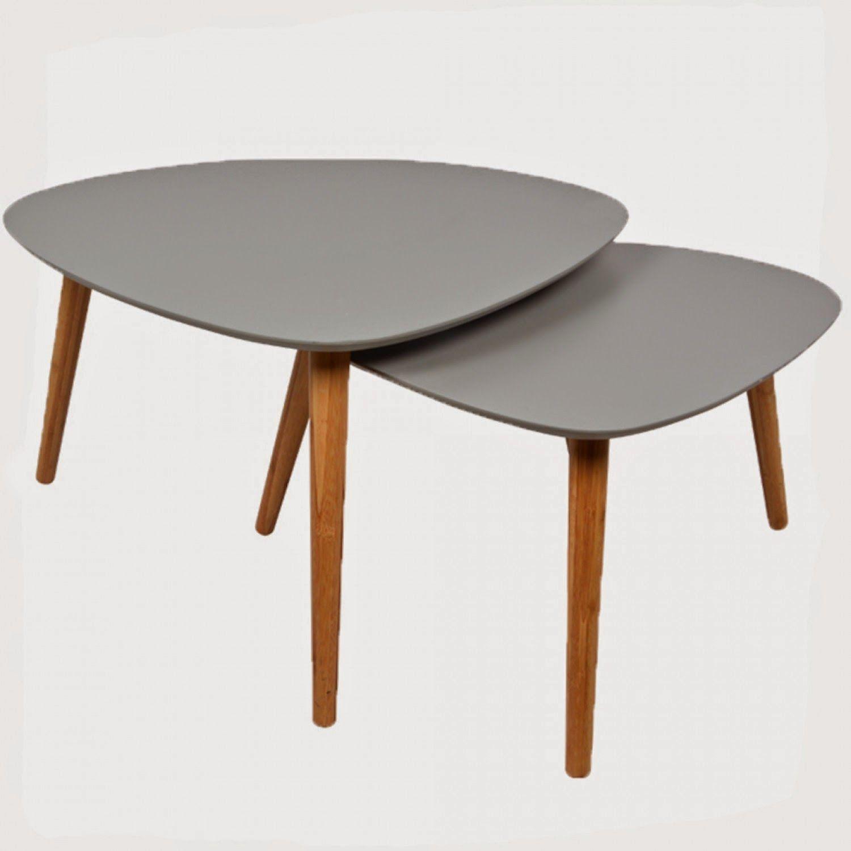 Caract rielle les tables basses gigognes petite maison pinterest - Woodstock meubles ...