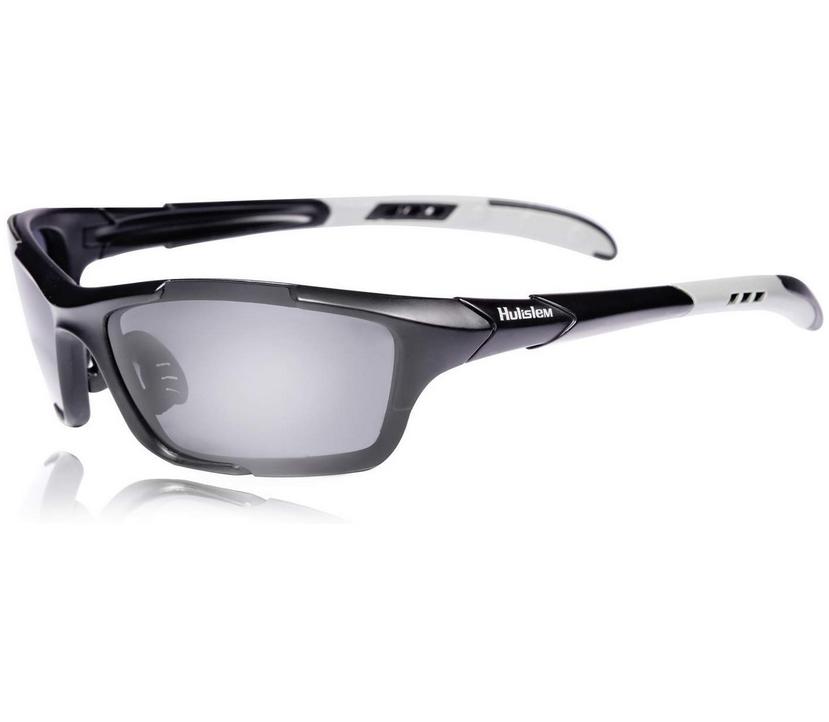 Hulislem S1 Sport Polarized Sunglasses FDA Approved .