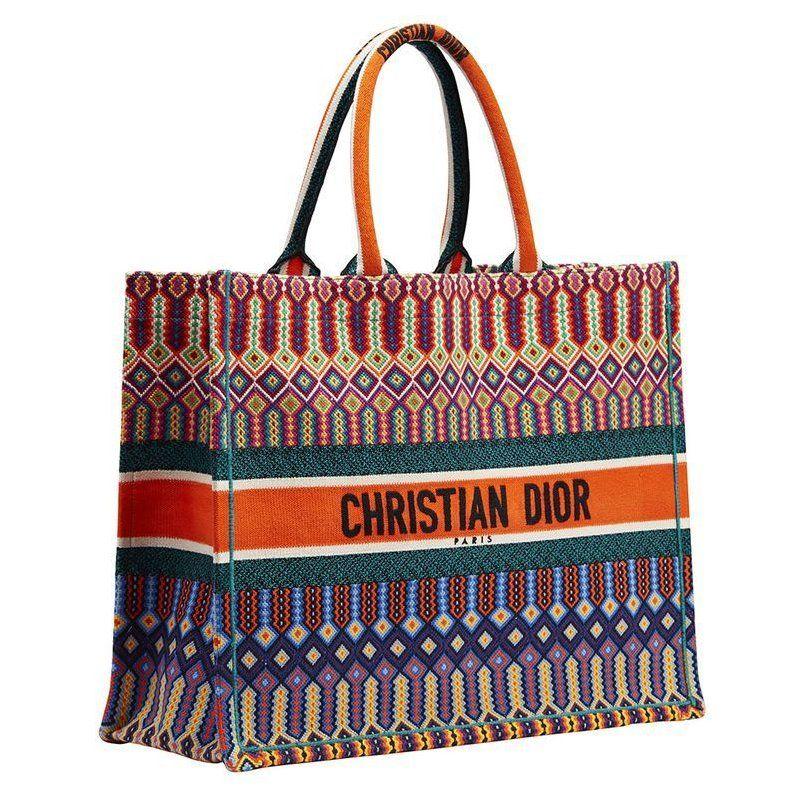dior beach bag