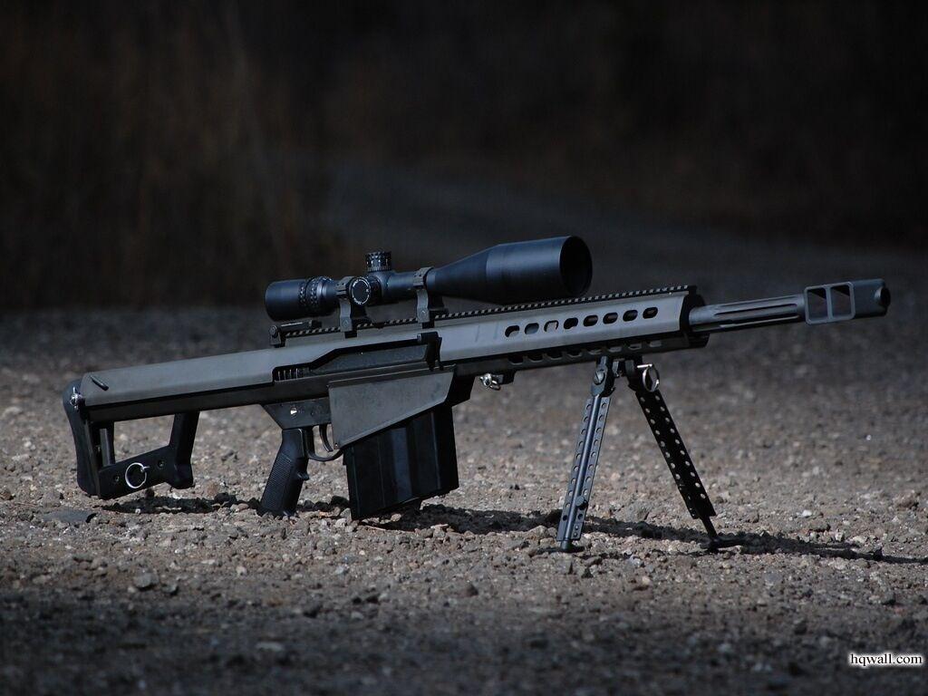 barrett m82a1m caliber 50 bmg 12 7 x 99mm operation short