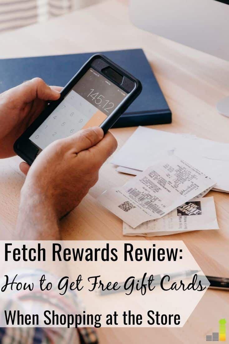 Fetch rewards review earn rewards on groceries money