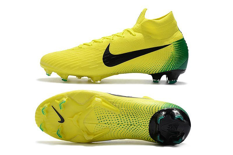cheap for discount 6e698 8e919 Nike Mercurial Superfly VI Elite FG 2018 World Cup - Yellow Black